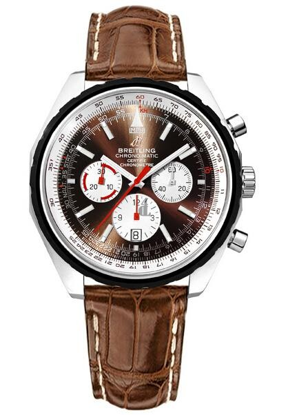 Breitling Navitimer Chrono-Matic 49 Watch A1436002/Q556 756P  replica.