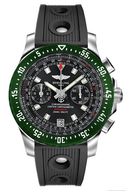 Breitling Professional Skyracer Raven Watch A27363A3/B823 200S  replica.