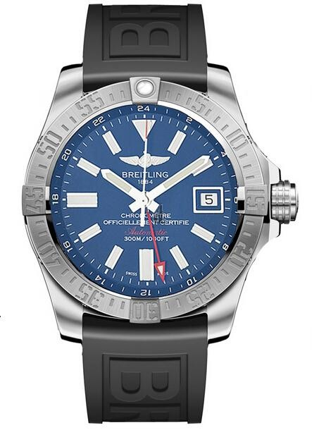 Breitling Avenger II GMT Mens Watch A3239011/C872 152S  replica.