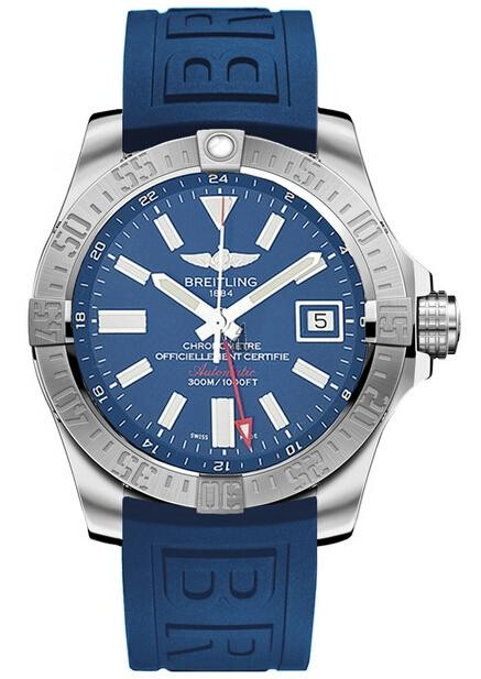 Breitling Avenger II GMT Mens Watch A3239011/C872 158S  replica.