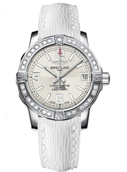 Breitling Colt Lady 33mm Watch A7738753/G763 235X  replica.