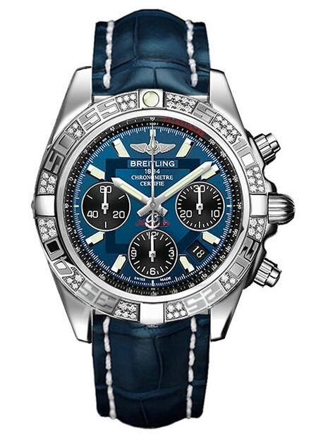 Breitling Chronomat 41 Automatic Chronograph AB0140AA/C830  replica.
