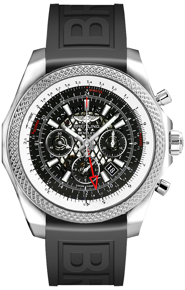 Breitling Bentley GMT B04 Mens Watch AB043112/BC69/155S  replica.