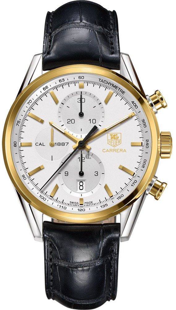 Replica TAG Heuer Carrera Calibre 1887 Watch CAR2150.FC6266