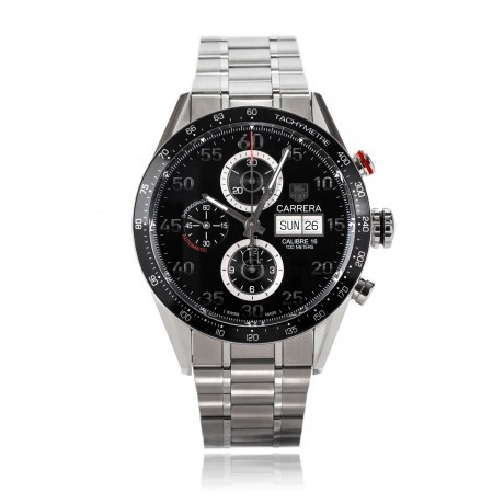 Replica Tag Heuer Carrera Calibre 16 Day Date Mens Watch CV2A10.BA0796