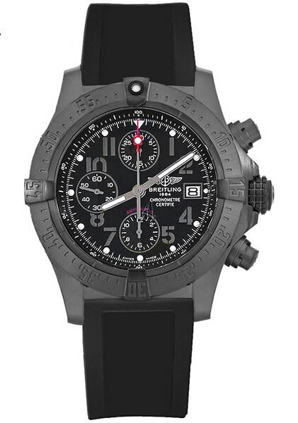 Breitling Avenger Mens Watch M133808A/BC23 134S  replica.