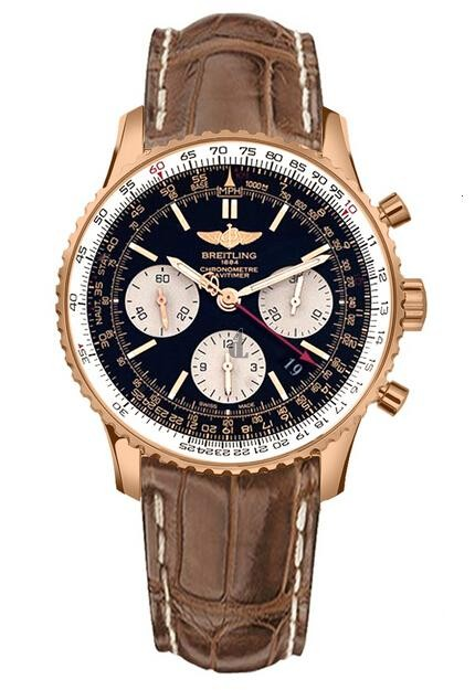 Breitling Navitimer 01 43mm Watch RB012012/BA49 737P  replica.