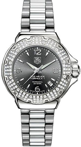 Replica Tag Heuer Formula 1 ladies watches WAC1218.BA0852