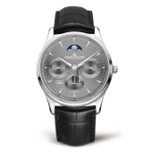 Jaeger-LeCoultre 130354J Master Ultra Thin Perpetual White Gold/Grey