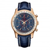 Breitling Montbrillant 01 RB013012 Rose Gold Watch fake