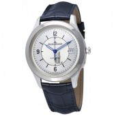 Jaeger LeCoultre Master Control Silver Dial Automatic