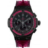 Hublot Big Bang All Carbon Bezel Baguette 44mm 301.QX.1730.HR.1902 replica.
