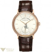 A.Lange & Sohne Saxonia Automatic 38.5mm Mens Watch Replica 842.032