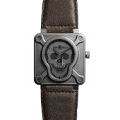 Airborne II Bell & Ross Automatic 46mm Mens Watch BR01-92 Airborne II fake