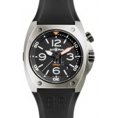 Bell & Ross Marine Automatic Steel 44 mm BR 02-92 STEEL fake