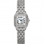 Replica Cartier Panthere Quartz Movement HPI01325 Womens Watch