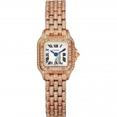 Replica Cartier Panthere Quartz Movement HPI01326 Womens Watch