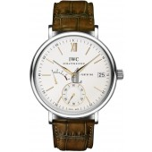 Cheap IWC Portofino Hand Wound Eight Days Mens Watch IW510103 fake.