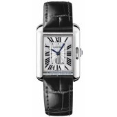 AAA quality Cartier Tank Anglaise Small Ladies W5310029 replica.
