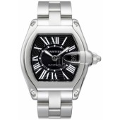AAA quality Cartier Roadster Mens Watch W62041V3 replica.