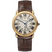 AAA quality Cartier Ronde Louis Ladies Watch W6800251 replica.