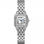 Replica Cartier Panthere Quartz Movement WJPN0019 Womens Watch