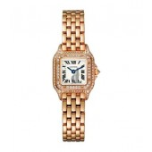 Replica Cartier Panthere Quartz Movement WJPN0020 Womens Watch