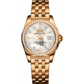 Breitling Galactic 29 H7234853  Rose Gold Watch fake