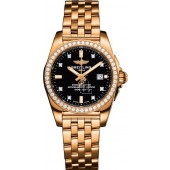 Breitling Galactic 29 H7234853/BE86 Rose Gold Watch fake