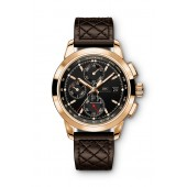 IWC Ingenieur Chronograph Edition 74th Members Meeting at GoodwoodIW380703 fake
