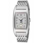 Replica Longines BelleArti L2.694.4.73.6 Mens Rectangle Stainless Steel Quartz Watch