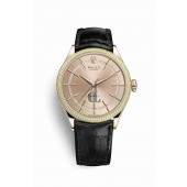 Rolex Cellini Time Everose gold 50605RBR Pink Dial