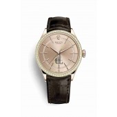 Rolex Cellini Time Everose gold 50705RBR Pink Dial