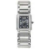 Fake Patek Philippe Twenty-4 18kt White Gold Diamond Ladies Watch 4908-200G