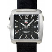 Tag Heuer Tiger Woods Professional Golf Black dial Watch